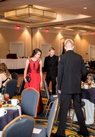 2018 WKHS NJROTC Military Ball Dinner, Ceremony and Dancing