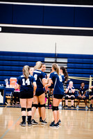 Carolina Springs Middle School Huskies Volleyball