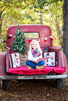 Teeter/Kneece Christmas Session
